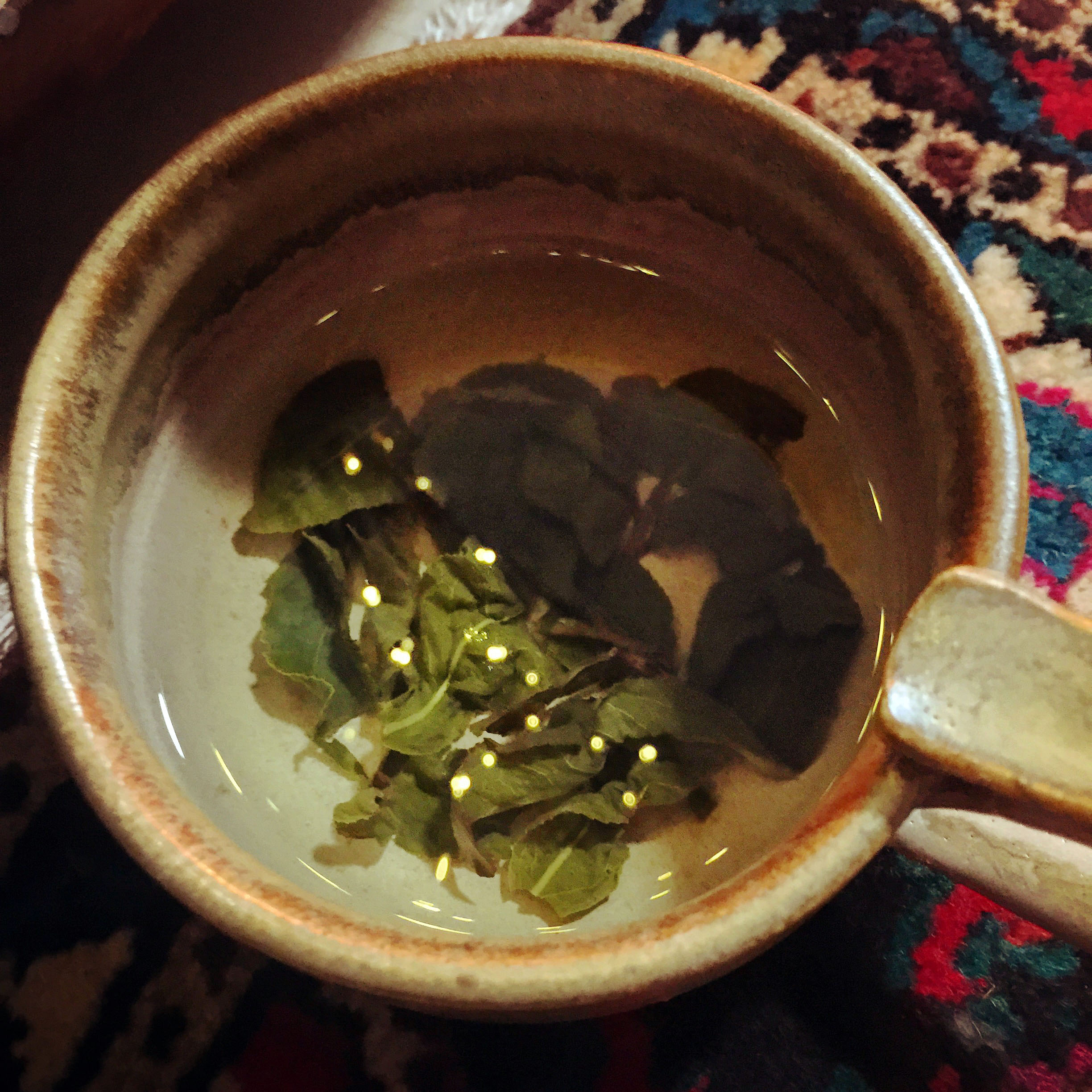 Of Tea & Compost